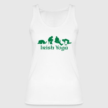 Irish Yoga - Women's Organic Tank Top by Stanley & Stella
