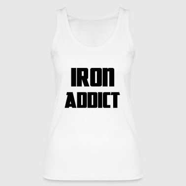 Iron - Women's Organic Tank Top by Stanley & Stella