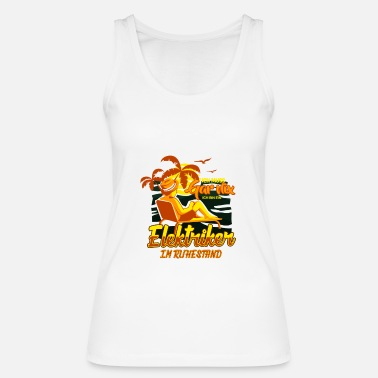 Home &amp ELECTRICIAN IN RETAIL TRADE - Women's Organic Tank Top
