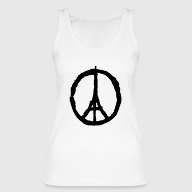 Pray for Paris - Women's Organic Tank Top by Stanley & Stella