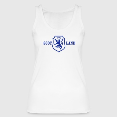 SCOTLAND COAT OF ARMS - Women's Organic Tank Top by Stanley & Stella