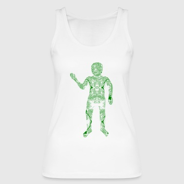 Hardware Digital Hardware Man - Frauen Bio Tank Top von Stanley & Stella