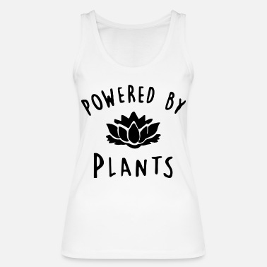 Powered By Plants POWERED BY PLANTS - Women's Organic Tank Top