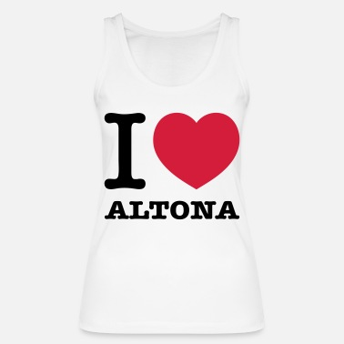 Altona I love Hamburg Altona - Women's Organic Tank Top