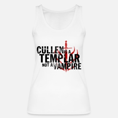 Cullen Cullen is a Templar Design - Women's Organic Tank Top