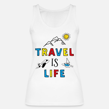 Funny gifts for vacationers - Women's Organic Tank Top