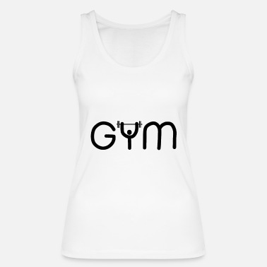 Gyms GYM gym - Women's Organic Tank Top