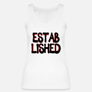 Established Established - Women's Organic Tank Top