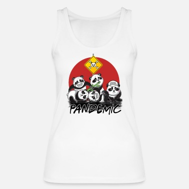 Pandemic Pandemic - Women's Organic Tank Top