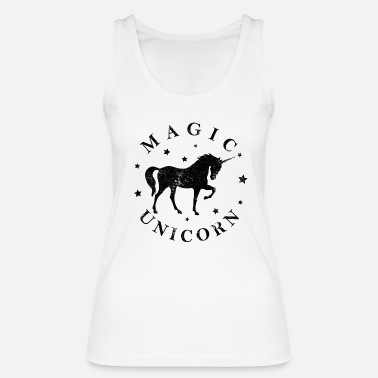 Unicorn MAGIC UNICORN - Women's Organic Tank Top