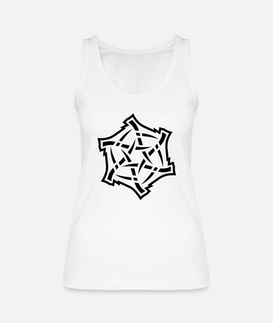 Space Tank Tops - psycosun_201107_light - Women's Organic Tank Top white