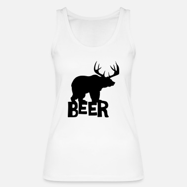 Satire Beer Satire - Frauen Bio Tanktop