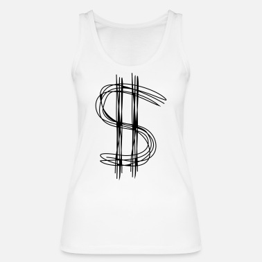 Dollar Sign Dollar sign dollar - Women's Organic Tank Top