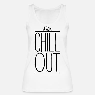 Chill Out Chill Out - Débardeur bio Femme