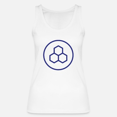 Wear Techno Rave Love Music Festivals Gift Trance - Vrouwen bio tank top