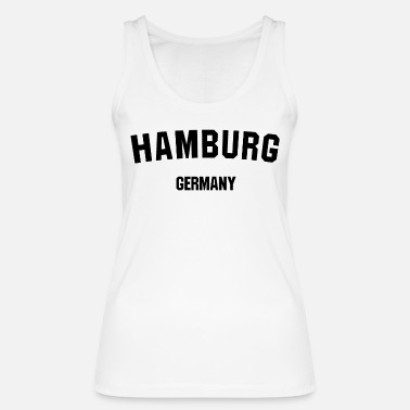 Hanseatic City Hanseatic city of Hamburg - Women's Organic Tank Top