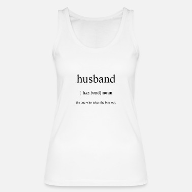 Husband Husband (husband) - Women's Organic Tank Top