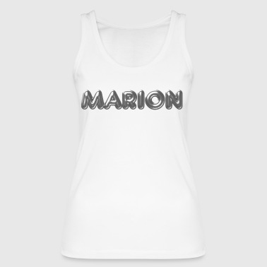 Marion name first name name day - Women's Organic Tank Top by Stanley & Stella