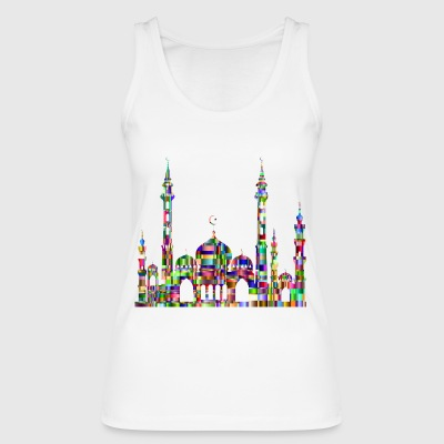 mosque - Women's Organic Tank Top by Stanley & Stella