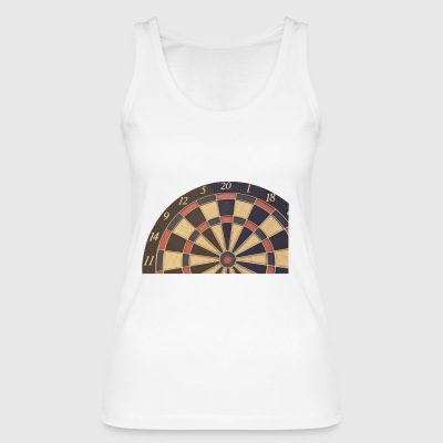 dart colored - Women's Organic Tank Top by Stanley & Stella