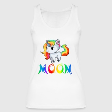 Unicorn Moon - Women's Organic Tank Top by Stanley & Stella