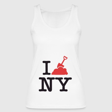 I dig New York - Women's Organic Tank Top by Stanley & Stella