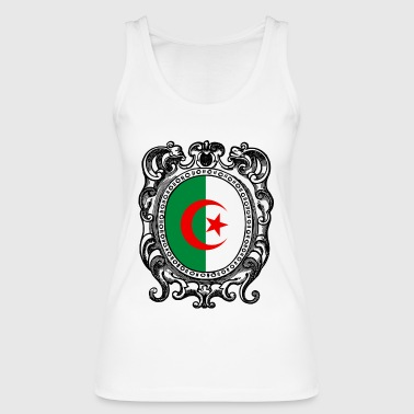 Algeria Algeria flag الجزائر علم - Women's Organic Tank Top by Stanley & Stella
