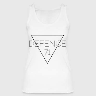 Defense 71 black - Women's Organic Tank Top by Stanley & Stella