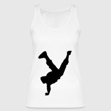 BreakDance Break Dance REGALO hip hop - Camiseta de tirantes ecológica mujer de Stanley & Stella