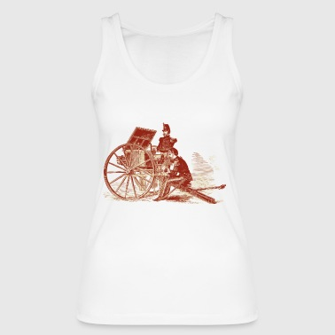 cannon - Women's Organic Tank Top by Stanley & Stella