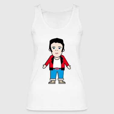 Rock`n´Roll | Elvis | Rock Musik | Rockabilly Ted - Frauen Bio Tank Top von Stanley & Stella