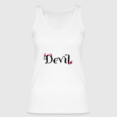 6061912 118998807 Devil - Women's Organic Tank Top by Stanley & Stella