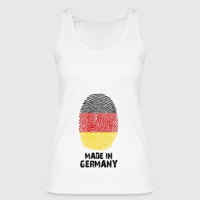 Germany flag - Made in Germany - gift - Women's Organic Tank Top by Stanley & Stella