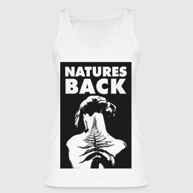 NATURES BACK - Frauen Bio Tank Top von Stanley & Stella