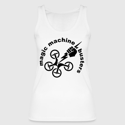 magic machine busters - Women's Organic Tank Top by Stanley & Stella