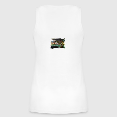floating Market - Women's Organic Tank Top by Stanley & Stella