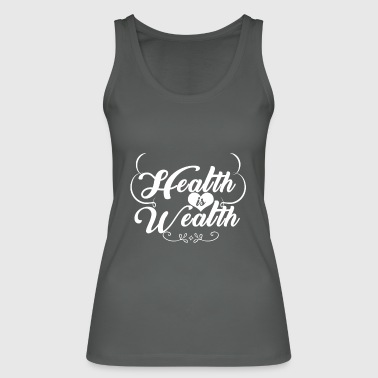 Health - Women's Organic Tank Top by Stanley & Stella