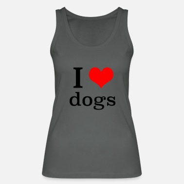 Dog Fan For dog fans - Women's Organic Tank Top