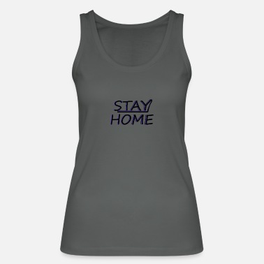 Stayhome StayHome - Women's Organic Tank Top
