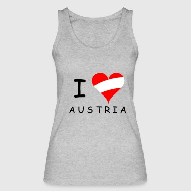 Austria! Nice gift idea for Austrians - Women's Organic Tank Top by Stanley & Stella