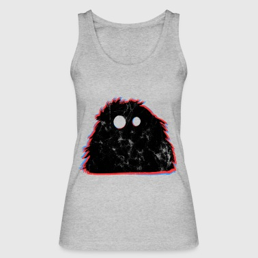 Cute monster witty - Women's Organic Tank Top by Stanley & Stella