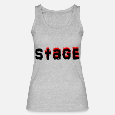 Stage Stage 11 - Women's Organic Tank Top