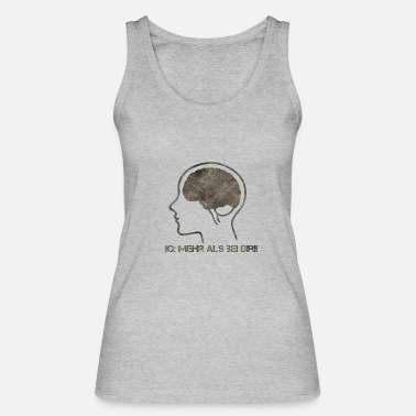 Iq The IQ test - Women's Organic Tank Top