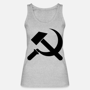 Communist communist - Women's Organic Tank Top