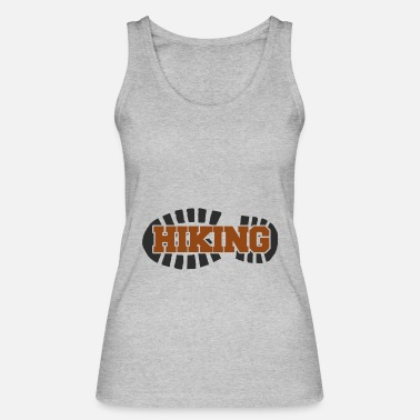 Mountain Hiking Hiking in the Mountains ... Hiking in the mountains - Women's Organic Tank Top