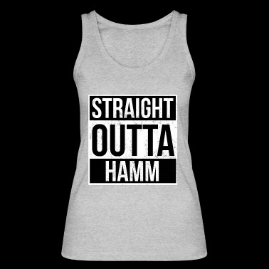 Straight Outta Hamm - Women's Organic Tank Top by Stanley & Stella