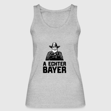 A true Bavarian - Women's Organic Tank Top by Stanley & Stella