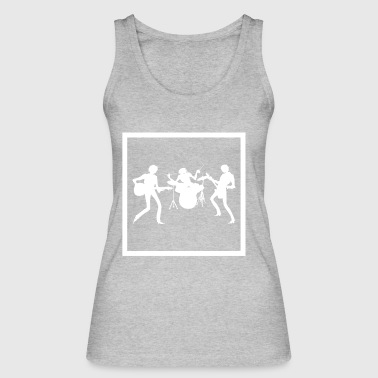 Music band - Women's Organic Tank Top by Stanley & Stella