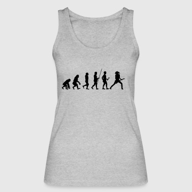 Evolution to Musician T-Shirt Gift - Women's Organic Tank Top by Stanley & Stella