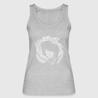 Mermaid-white - Women's Organic Tank Top by Stanley & Stella